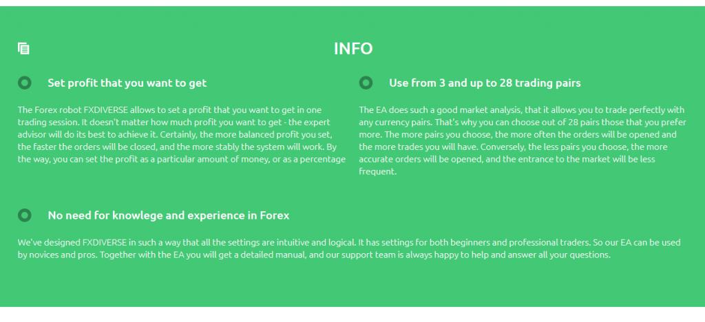 fxdiverse ea info