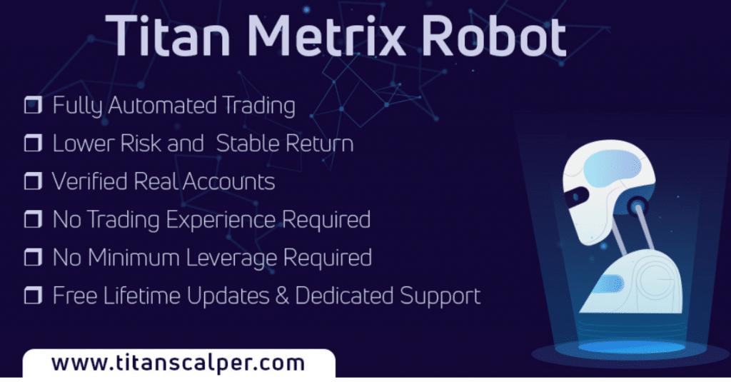 titan metrix robot