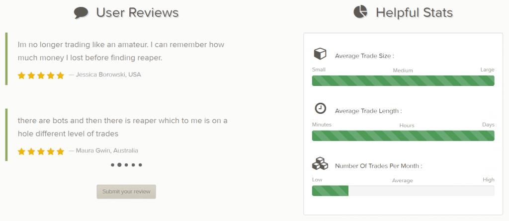 reaper robot reviews