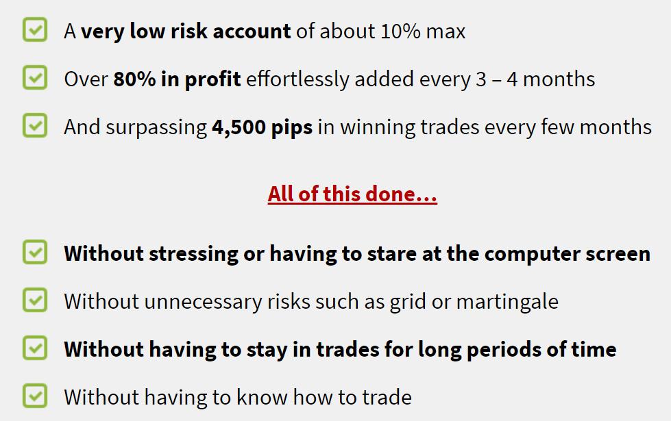 pattern trader pro presentation