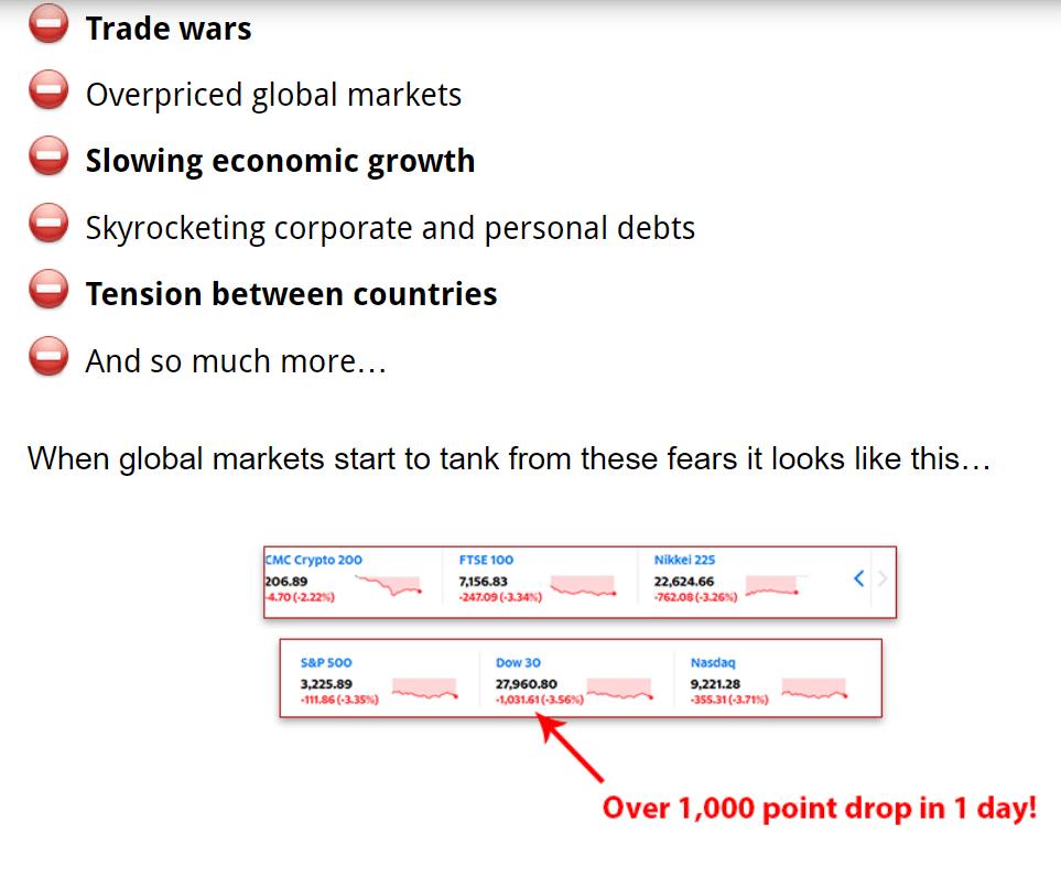 Gold Trader Robot presentation