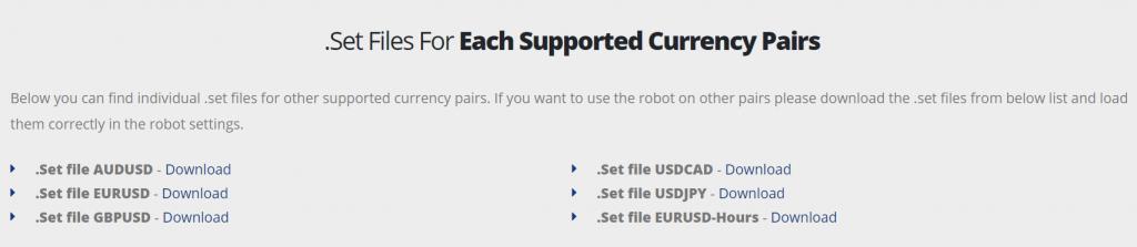 News Scope EA Pro Robot robot settings