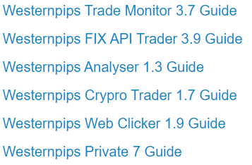 Westernpips guides
