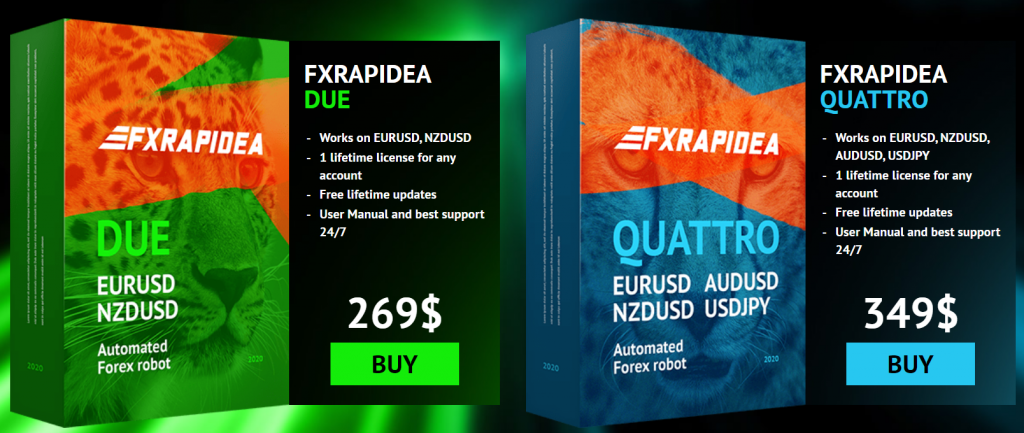 fxrapidea pricing