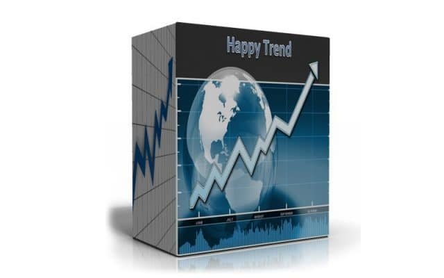 Happy Trend Robot