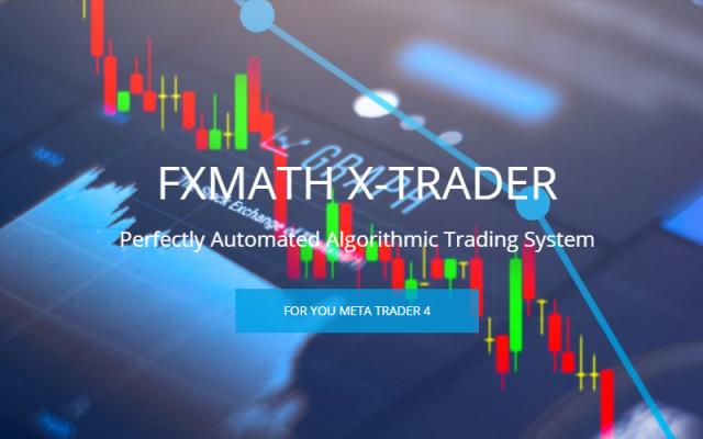 FXMATH X-TRADER Robot