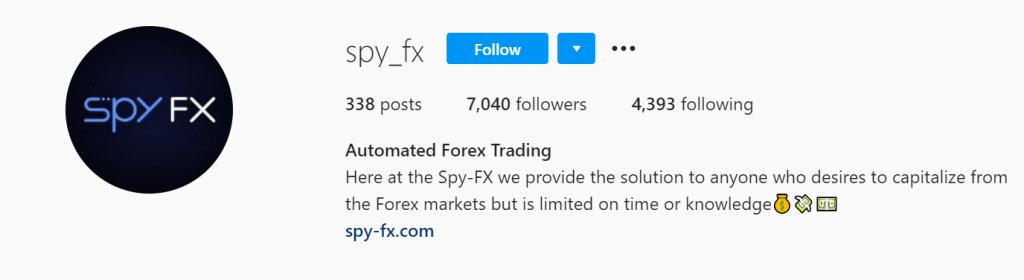 Spy FX Social network