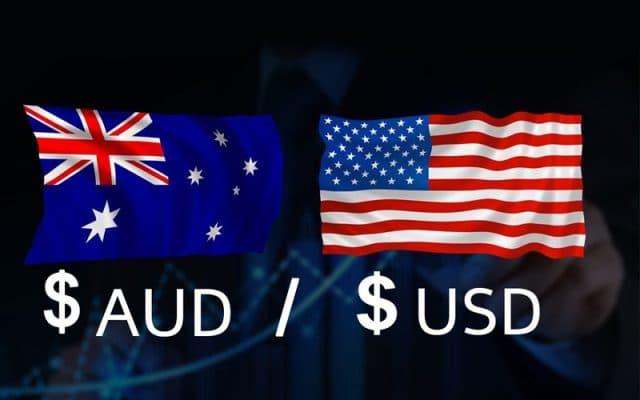 USD AUD: How to Day Trade Major Commodity