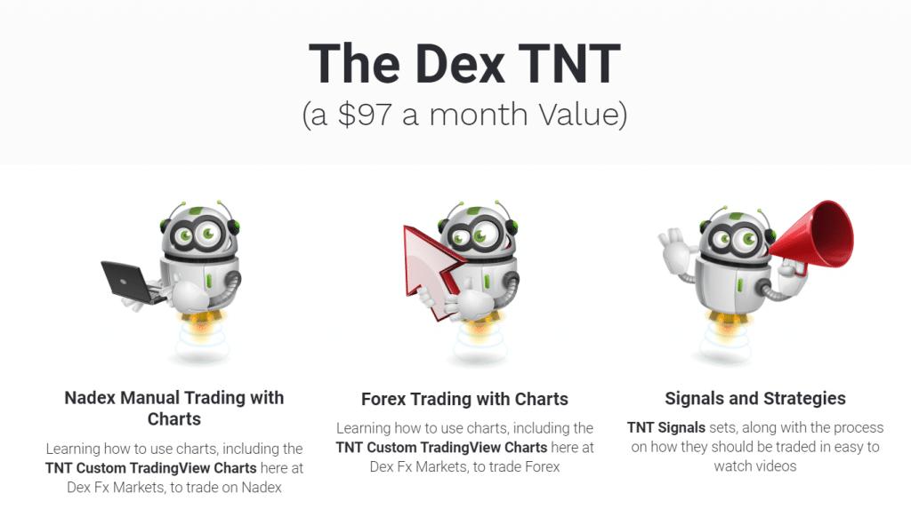 DexFxMarkets presentation