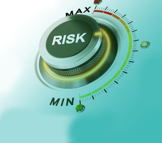 Capital at risk per trade