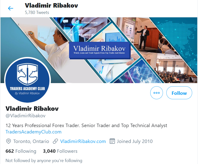 Traders Academy Club twitter