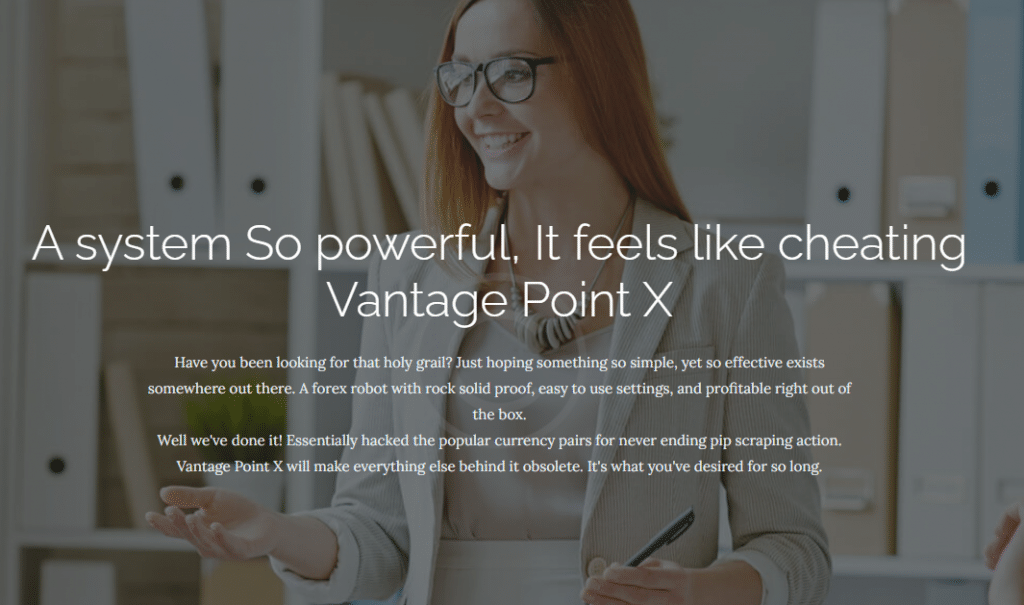 Vantage Point X presentation