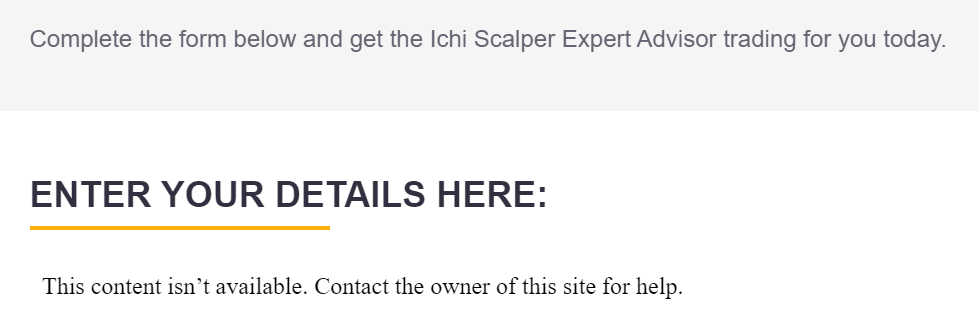 ICHI SCALPER Pricing & Refund