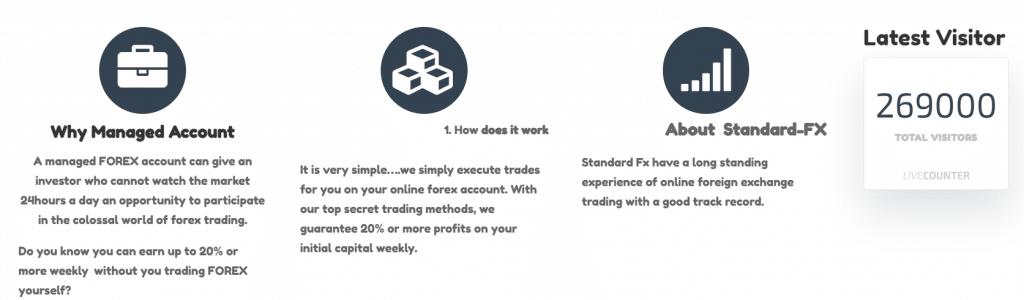 How Standard FX Works