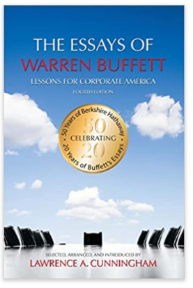 The Essays of Warren Buffett | Lawrence Cunningham