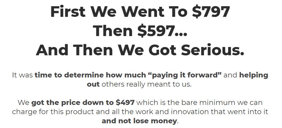 Thunder 30 Signals Pricing & Refund