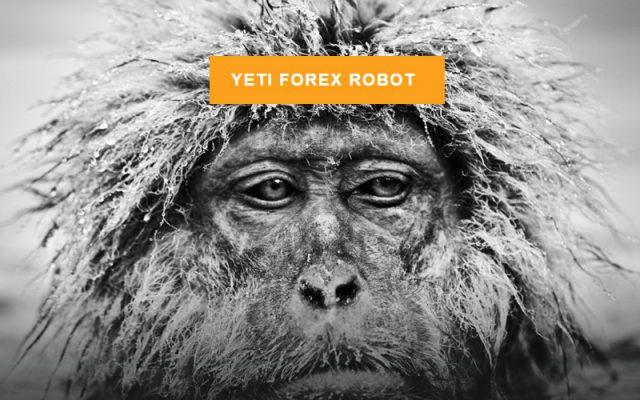 Yeti Forex Robot