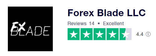 Forex Blade LLC - 4.4 from 5 rates