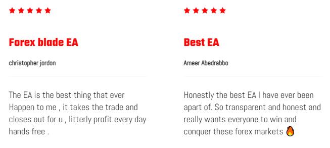 Forex Blade LLC People feedback