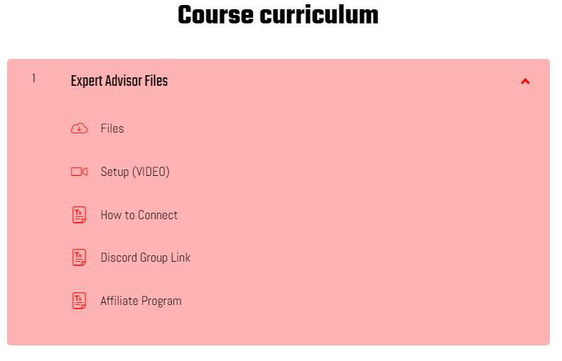 Forex Blade LLC course