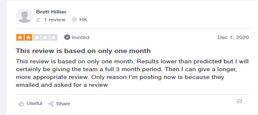 NCM Signal Customer Reviews
