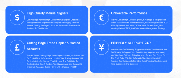 Waw Forex Signals - 24/7 customer support
