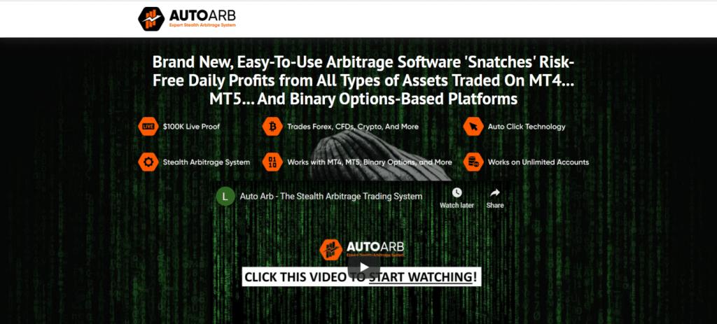 Auto Arb presentation