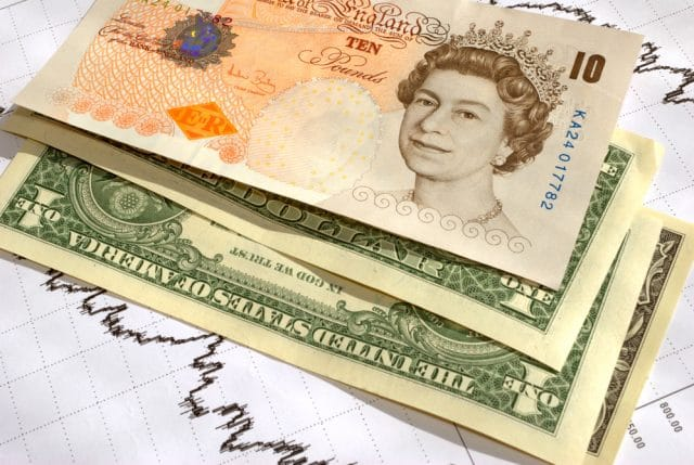 GBP/USD Is on the Cusp of a Bullish Break-Out to 1.3900