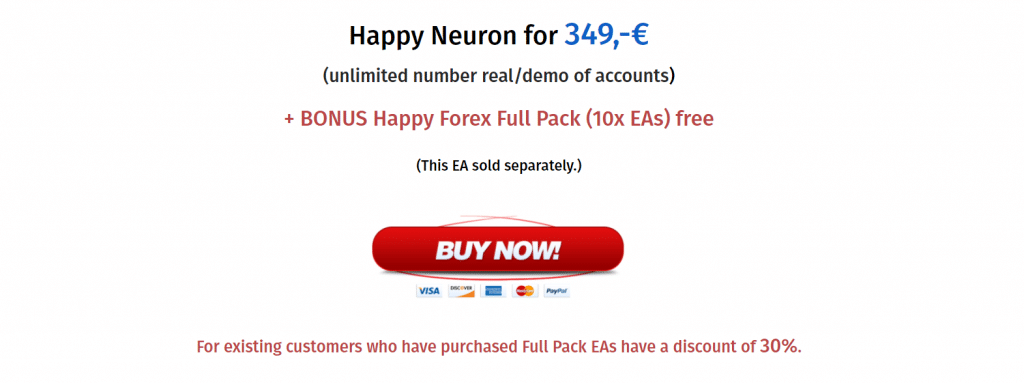 HAPPY NEURON Pricing