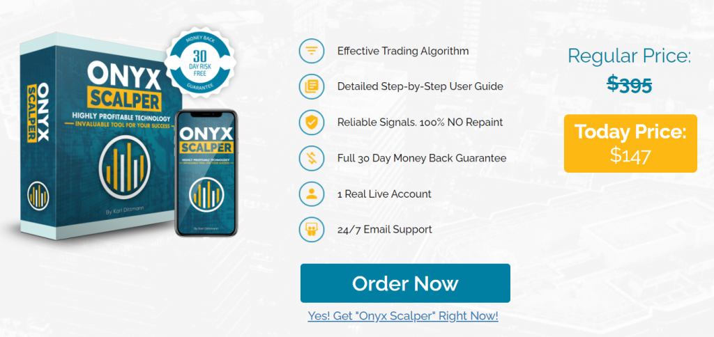 Onyx Scalper Pricing