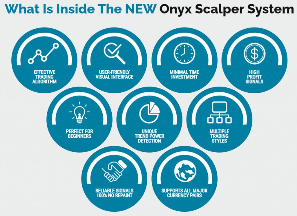 Onyx Scalper features