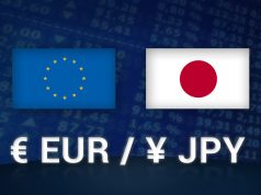 EUR/JPY: Trading Pair Likely Headed Towards New Support With a Strong Euro