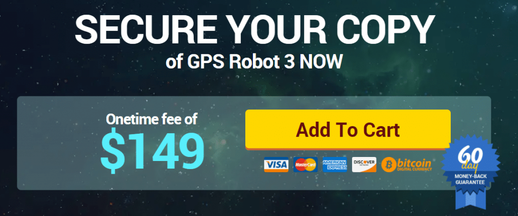 GPS Forex Robot Pricing