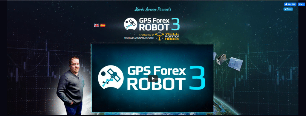 GPS Forex Robot video presentation