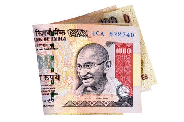 Indian Rupee Under Pressure from Spiraling Covid Cases, Oil Rebound Could Worsen the Situation, CNY Strengthens on The Back of Positive PMI Data