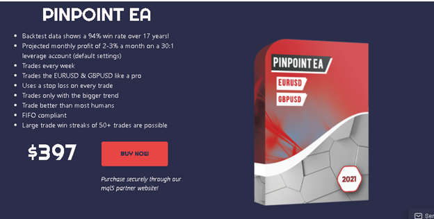 Pinpoint EA Pricing