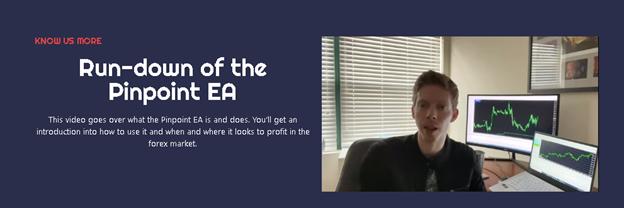 Pinpoint EA presentation
