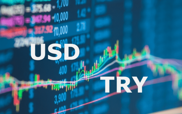 USD/TRY April Forecast: Focus on Turkish Inflation and CBRT Action