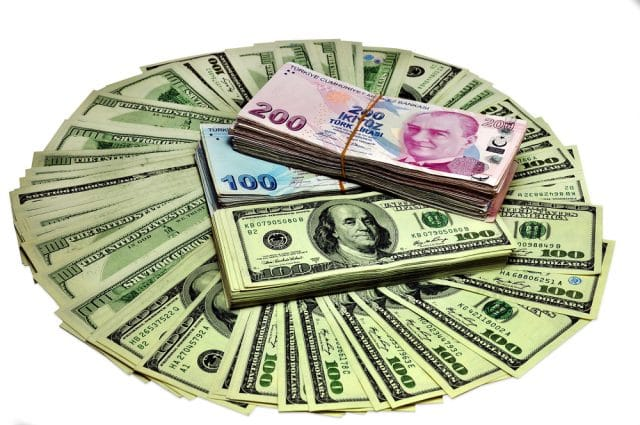 USD/TRY: No End in Sight for the Turkish Lira Strength