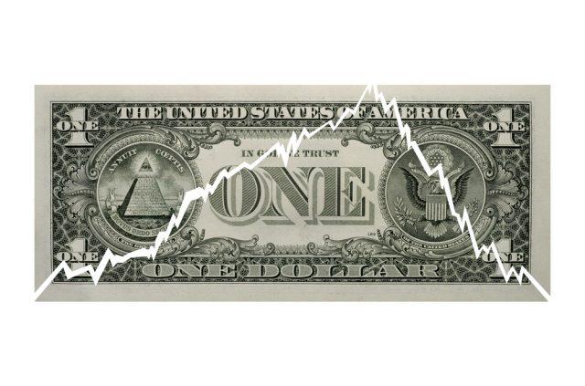Us Dollar Slides to One - Week Lows as Treasury Yields Retreat
