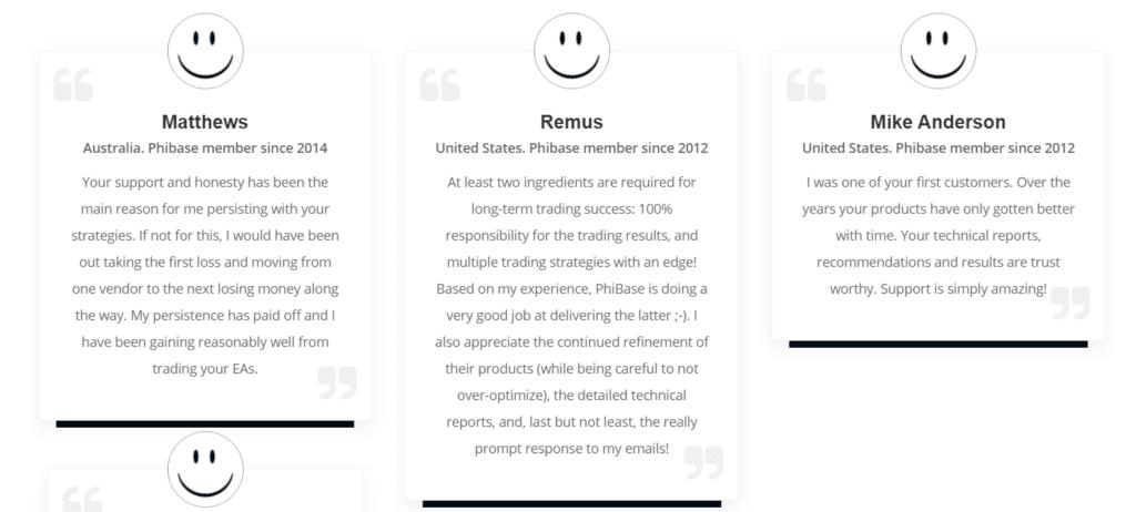 IndEX EA Customer Reviews