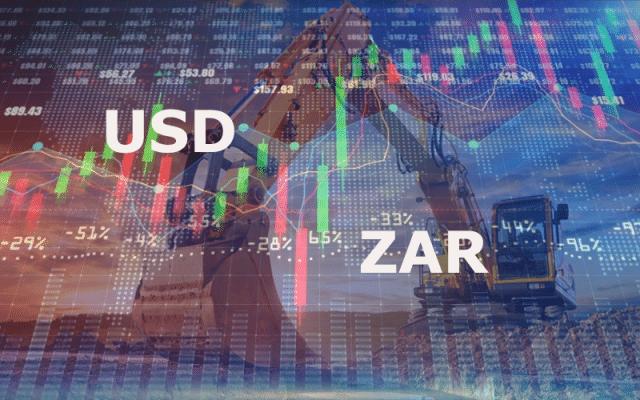 USDZAR: Rand Takes Advantage of Improved Mining Production