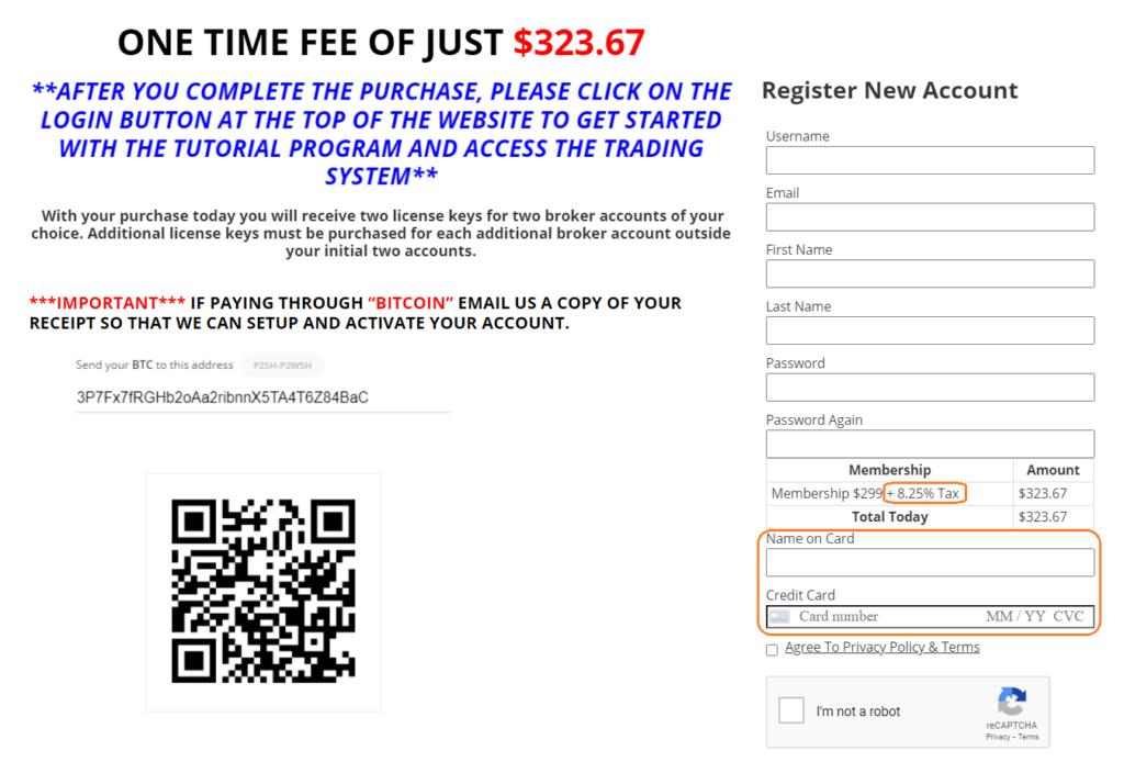 Super EZ Forex Pricing