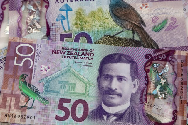 The New Zealand Dollar Gains 2.50% Against the Japanese Yen in the Weekly Outlook