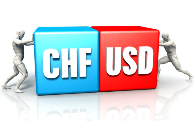 USD/CHF Darts Higher as Divergence Between Fed and SNB Widens