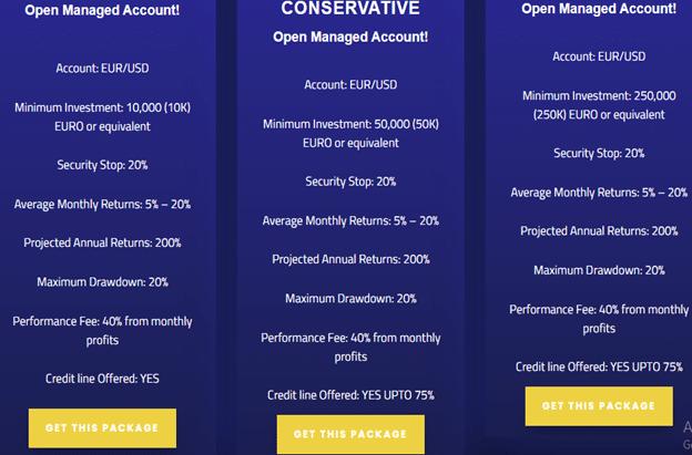 Rombus Capital Pricing