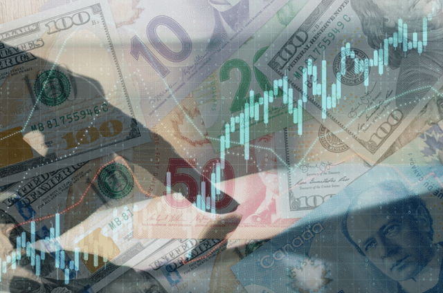 USDCAD Analysis: Head & Shoulders Point to Further Weakness