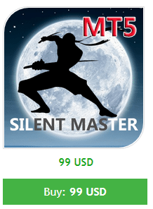 Silent Master's pricing plan.