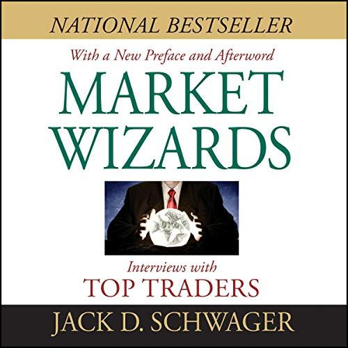 Book cover of 'Market Wizards'