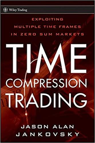 Book cover of 'Time Compression Trading'